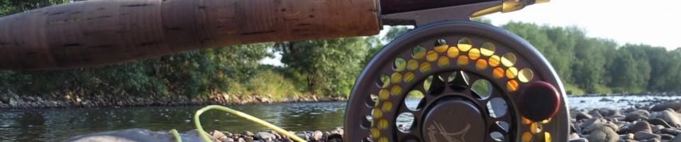 Fliegenfischen im Rheinland